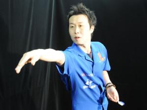 村松プロのセットアップ